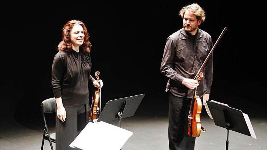 Música clásica del siglo XX en el Jovellanos