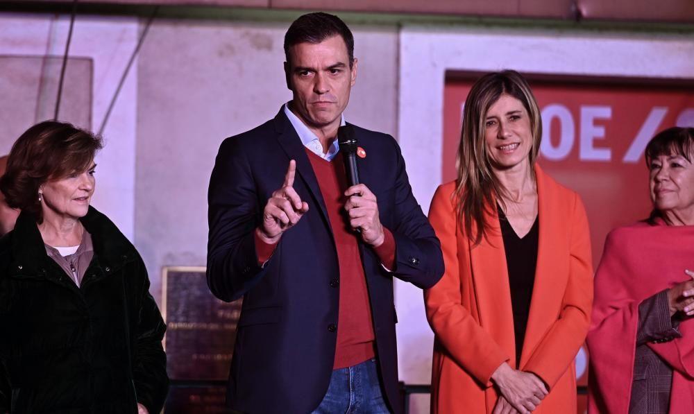 RESULTADOS ELECCIONES PSOE