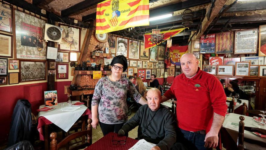 El Che y Fuster se mudan de Tàrbena a Alcalalí
