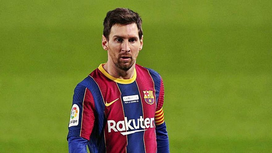El PSG 'pasa' de fichar a Messi