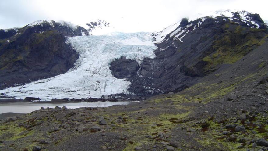 Islàndia ha perdut el 7% de les seves glaceres en només 20 anys