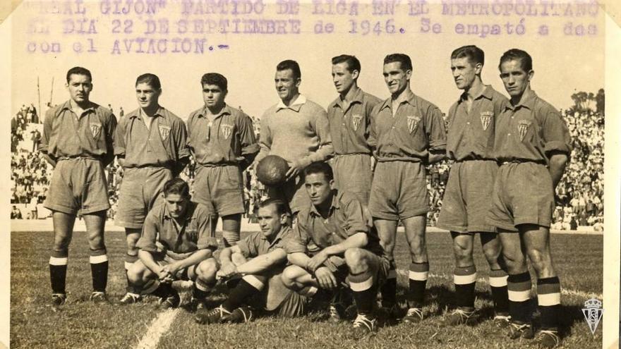 El recuerdo del Sporting al primer partido en el que los rojiblancos salieron en la quiniela