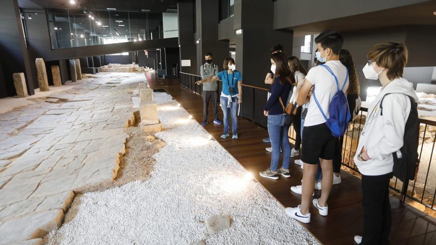 El Día de los Museos dinamiza Sagunt