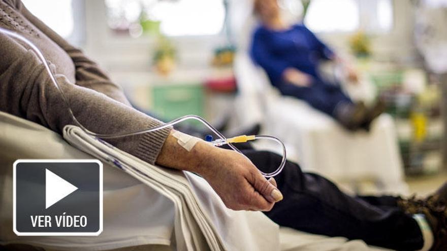"""Cómo sobrevivir a un cáncer: """"Se pasa mal, pero se pasa"""""""