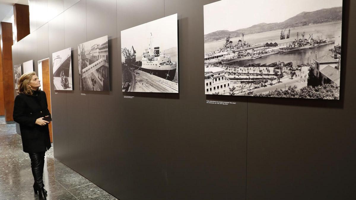 El Puerto de Vigo distancia a sus empleados y atenderá a los usuarios con cita previa