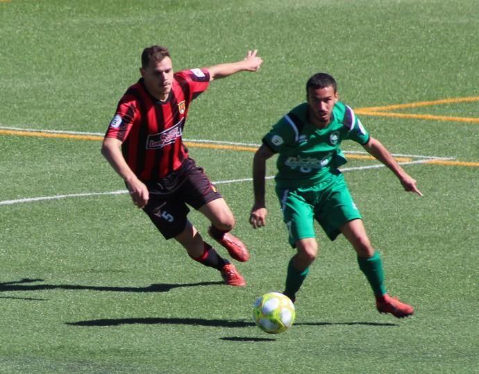 Tercera División: Unión Viera-Atlético Paso