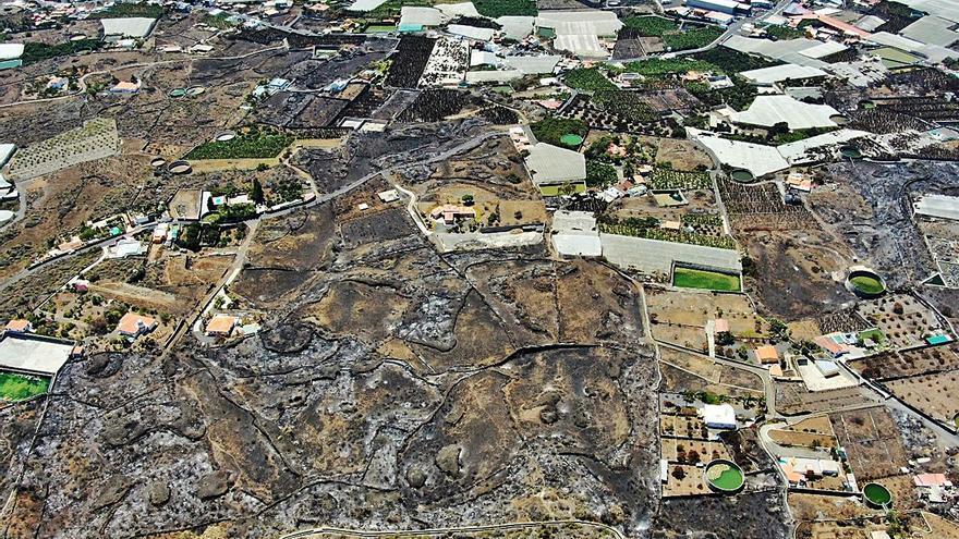 El Consejo de Ministros declara zona catastrófica a El Paso y Los Llanos