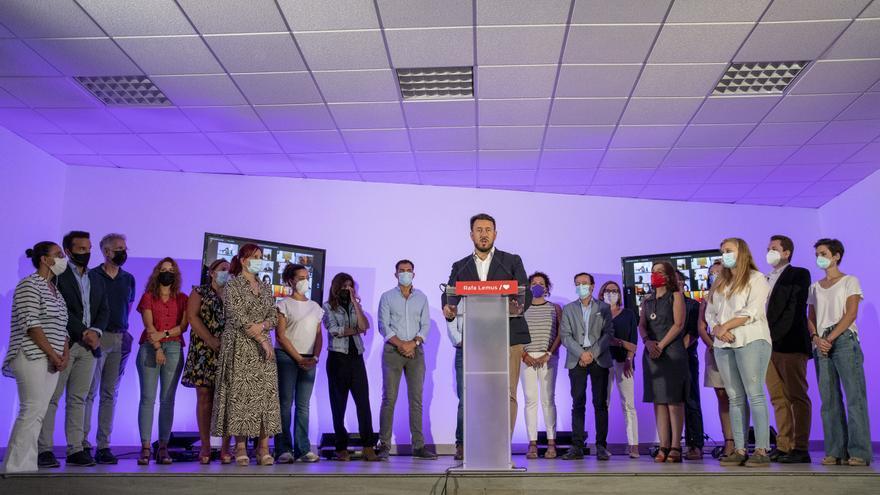 Osuna y Lemus oficializan la pugna por la secretaría provincial del PSOE en Badajoz