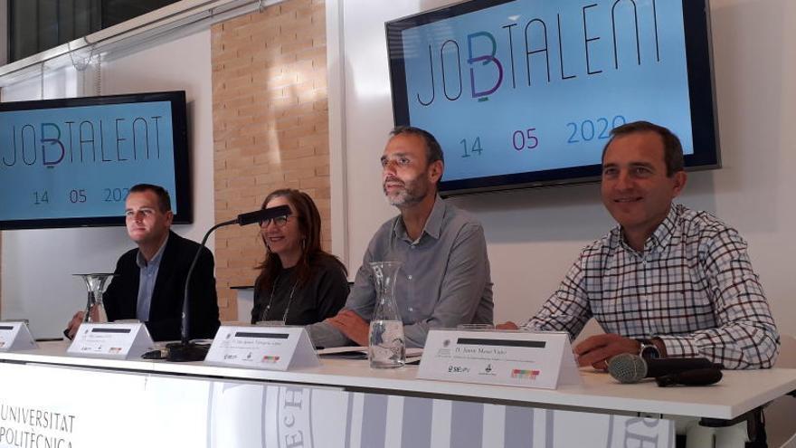 La UPV convoca en Alcoy un nuevo forum del empleo para el 14 de mayo