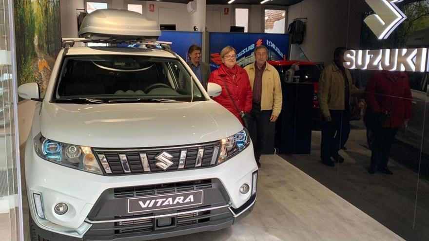 Sala Team obre una Concept Store Suzuki a Terrassa