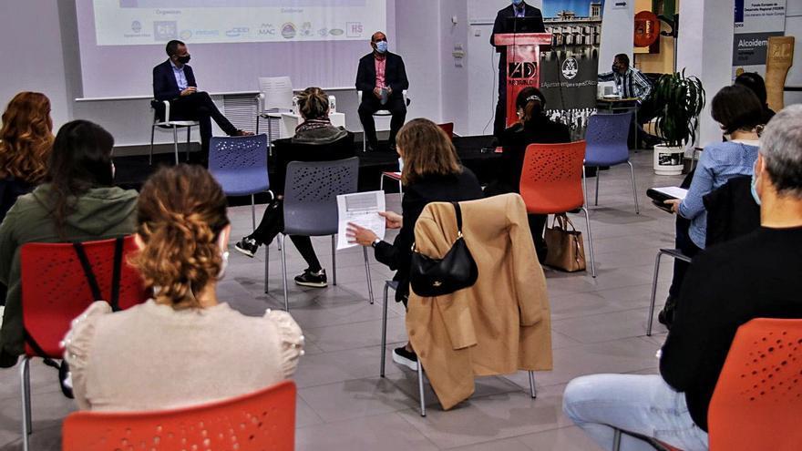 Jornada sobre emprendedurismo rural en Alcoy