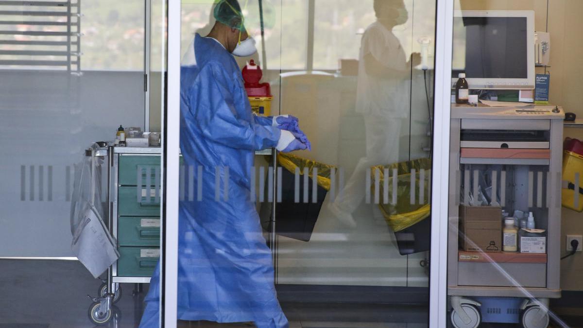 Salud reconoce que en Laviana ya hay un centenar de confinados
