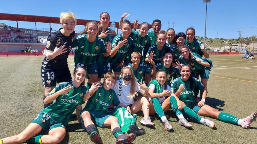 El Joventut Almassora da un paso hacia la permanencia en Málaga (1-3)