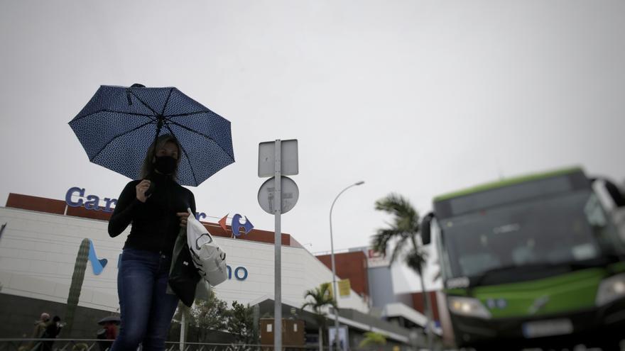 Alerta meteorológica por lluvias
