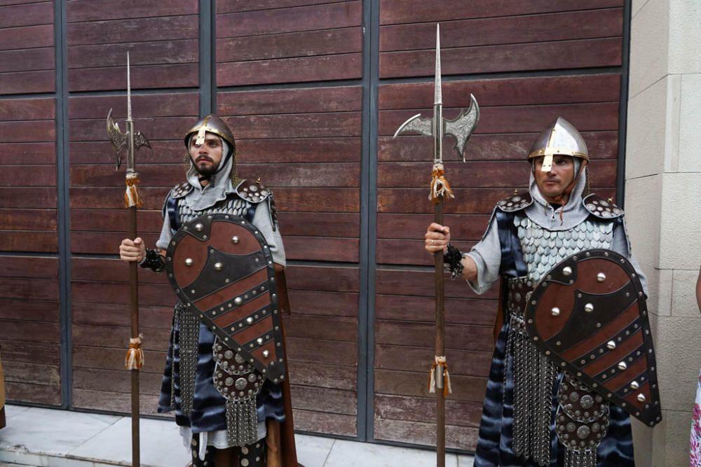 Cabalgata Histórica de Málaga