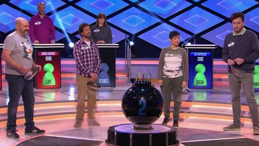 Los Dispersos, eliminados de '¡Boom!' después de 324 programas