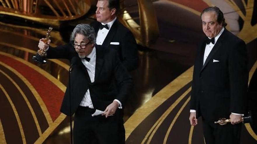 'Green Book' li pren la glòria a la 'Roma' de Cuarón als Oscars 2019