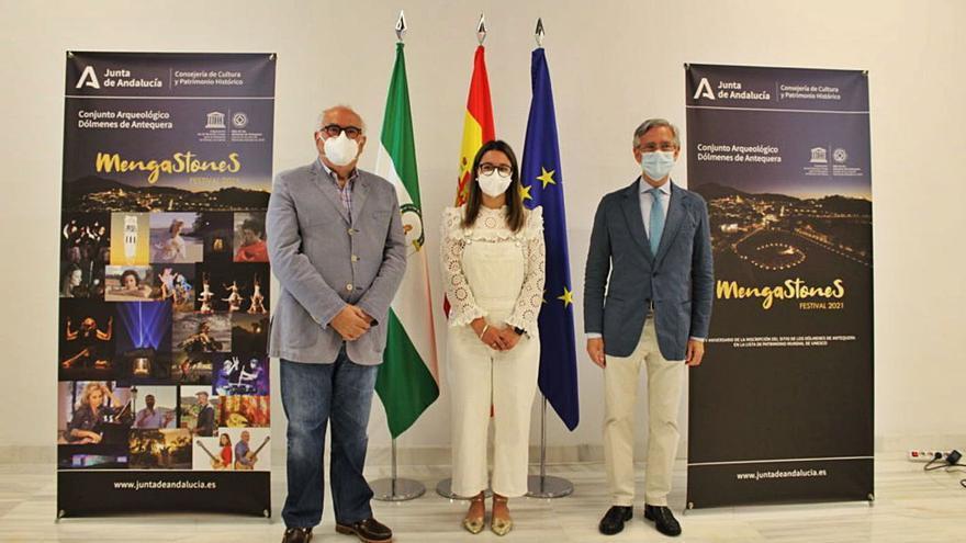 Los Dólmenes celebran sus 5 años como Patrimonio Mundial con el Festival Mengastones