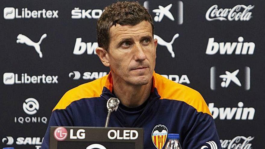 El Valencia CF despide a Javi Gracia; Voro vuelve al banquillo