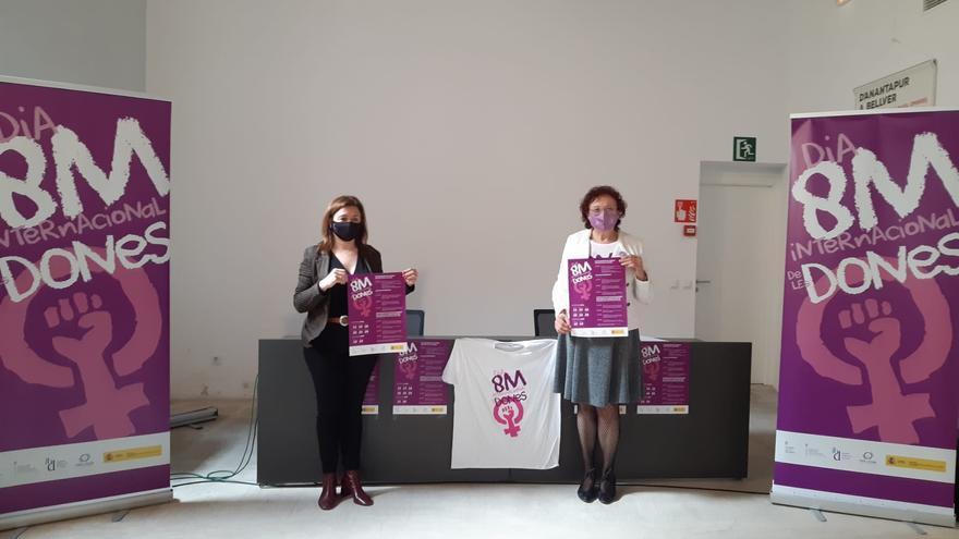 El Institut Balear de la Dona organiza una entrega de premios y conferencias online para conmemorar el 8-M