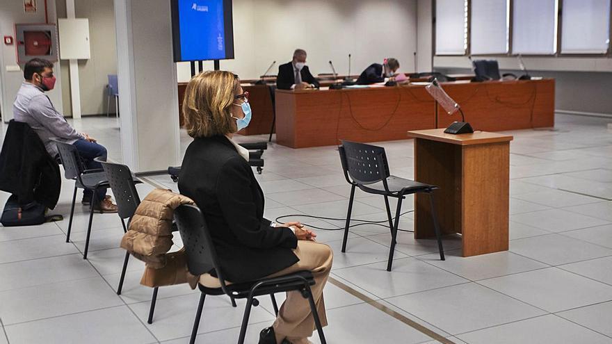 El abogado de Zafra acusa a la EMT de despedirla para exculpar al concejal