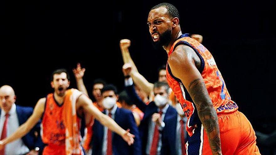 El Valencia Basket busca el pleno, ahora en la Liga