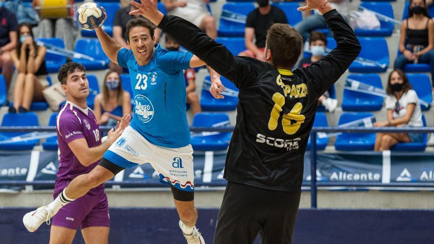 El Horneo Sporting Alicante visita al Eivissa