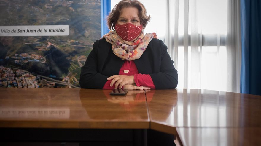 Fidela Velázquez ya no es alcaldesa de San Juan de la Rambla