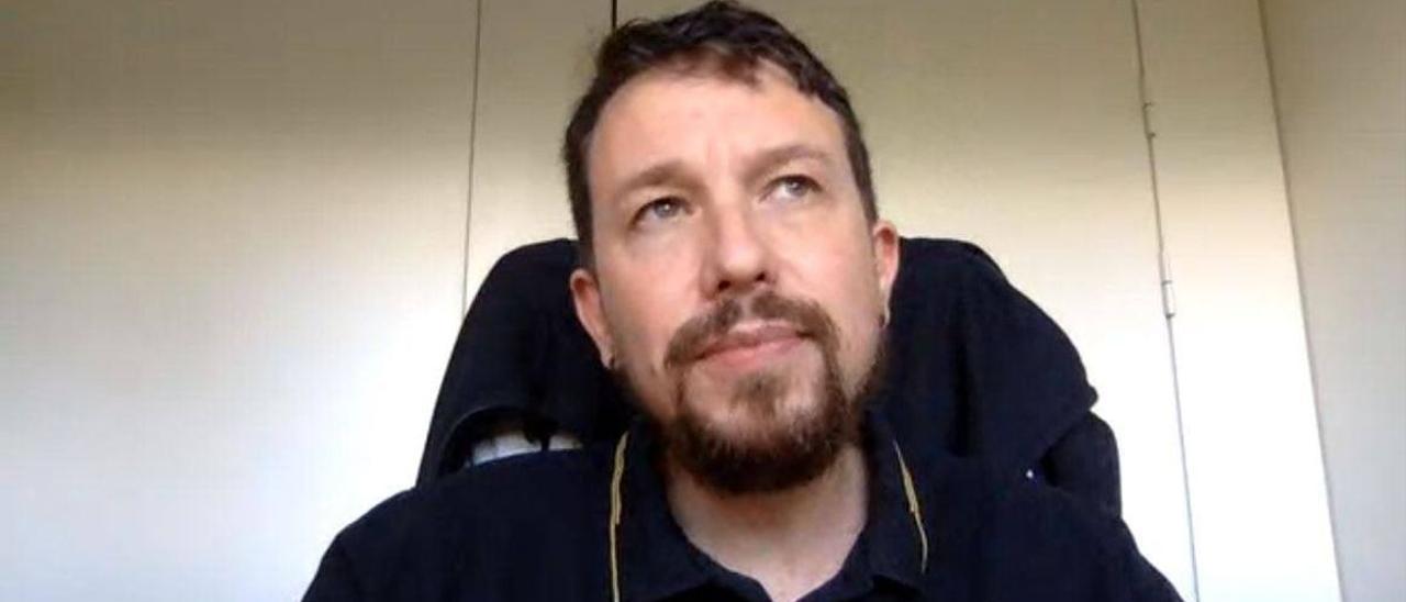 Iglesias ensalza el papel fundamental que jugó Iván Redondo en la moción de censura a Rajoy