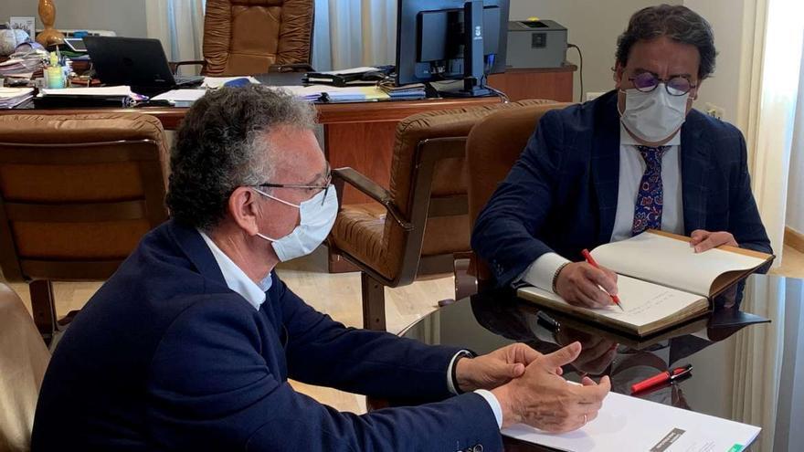 Las reformas del CAMP y Alonso de Mendoza estarán en 2023