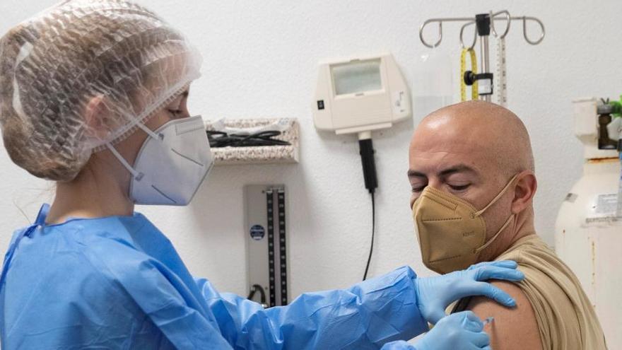 España ya ha administrado el el 67,5% de las vacunas recibidas