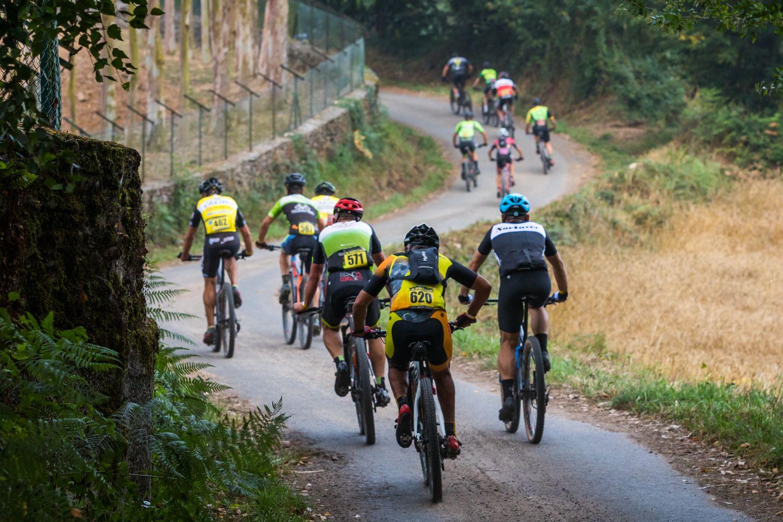 La Lalín Bike Race, siempre exigente, no defraudó