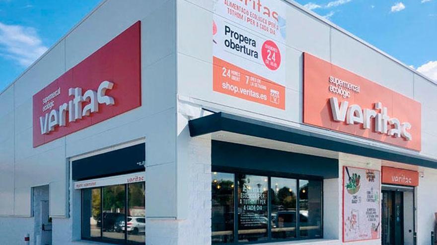 Nueva tienda Veritas en Altafulla: crecimiento para seguir liderando la alimentación ecológica certificada