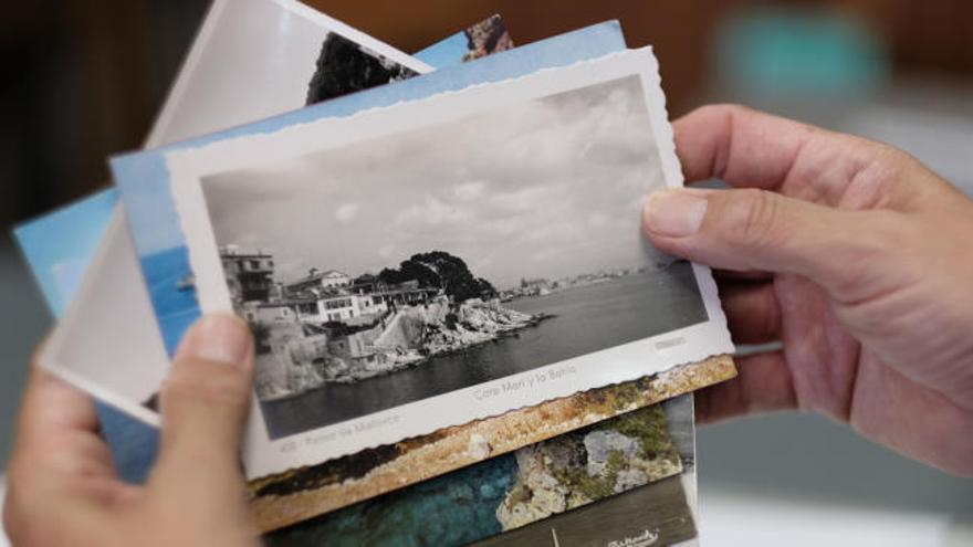 Postales antiguas de Mallorca, la asombrosa colección fotográfica de Vicenç Rotger