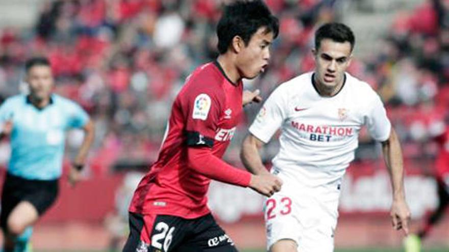 Real Mallorca verliert auch gegen den FC Sevilla