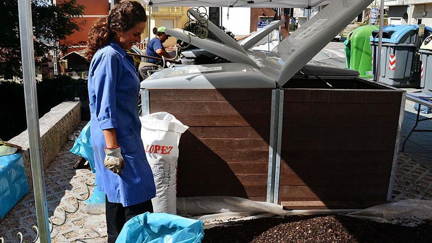 La Mancomunidad amplía el compostaje para reciclar el 21% de la basura con una ayuda de 200.000 euros