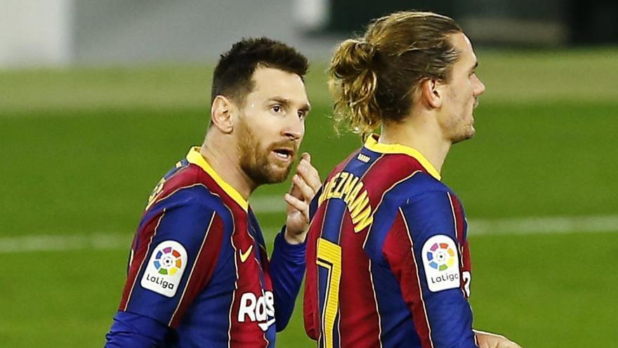 Sevilla y Barcelona miden sus rachas en la semifinal de la Copa
