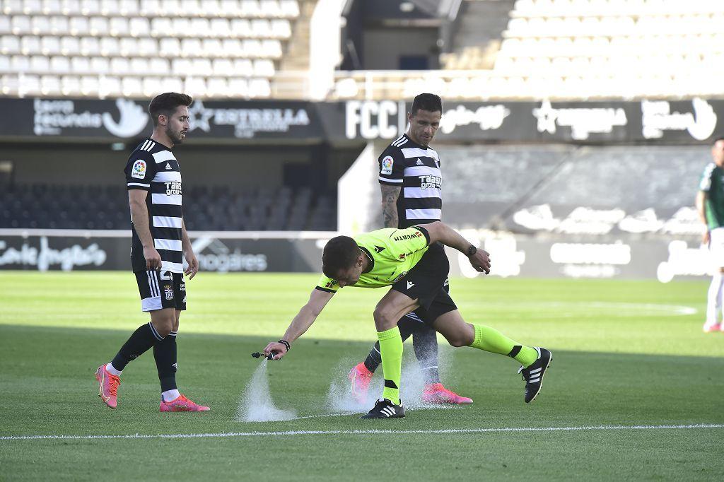 FC Cartagena - Castellón