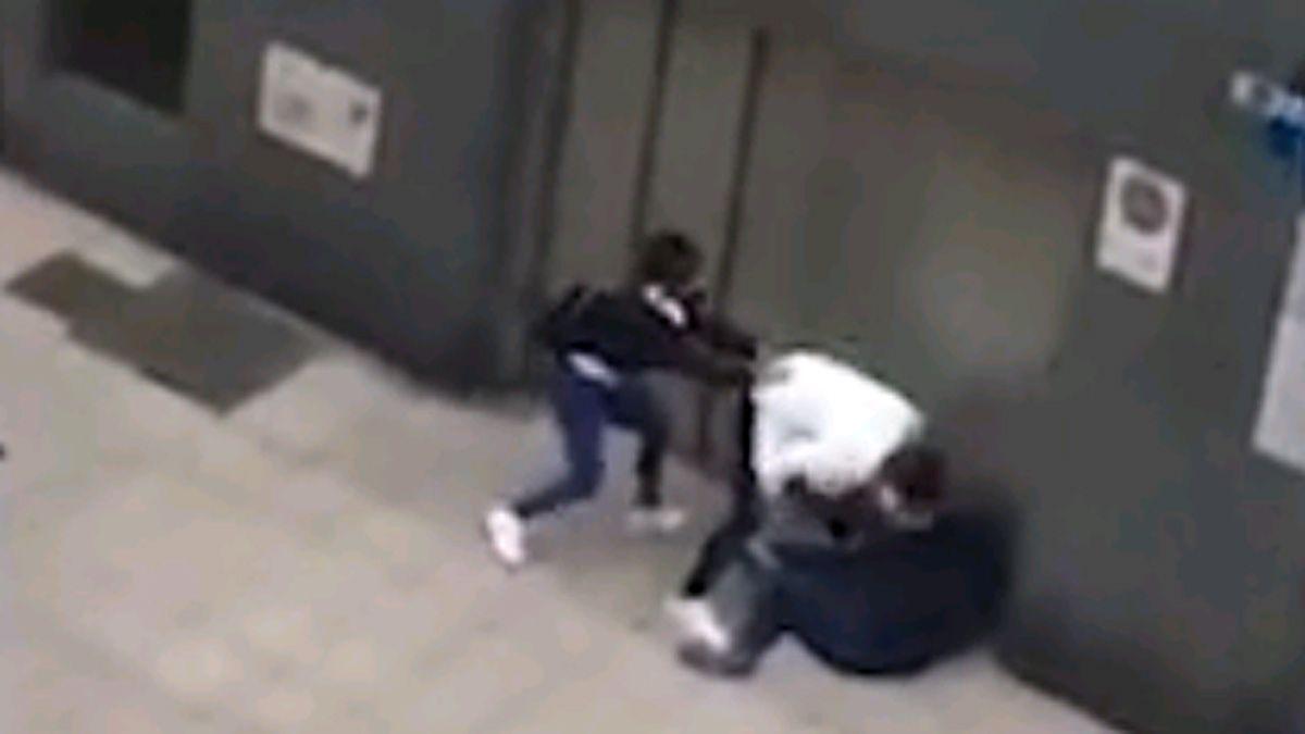 A prisión el agresor machista que dio una paliza al hombre que defendió a la mujer