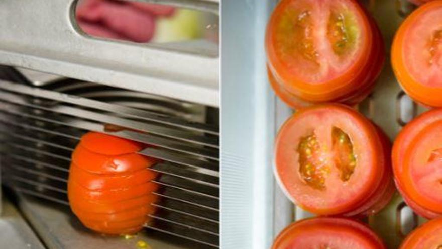 Burger King utiliza más de 2,5 millones de kilos de tomates de la Región