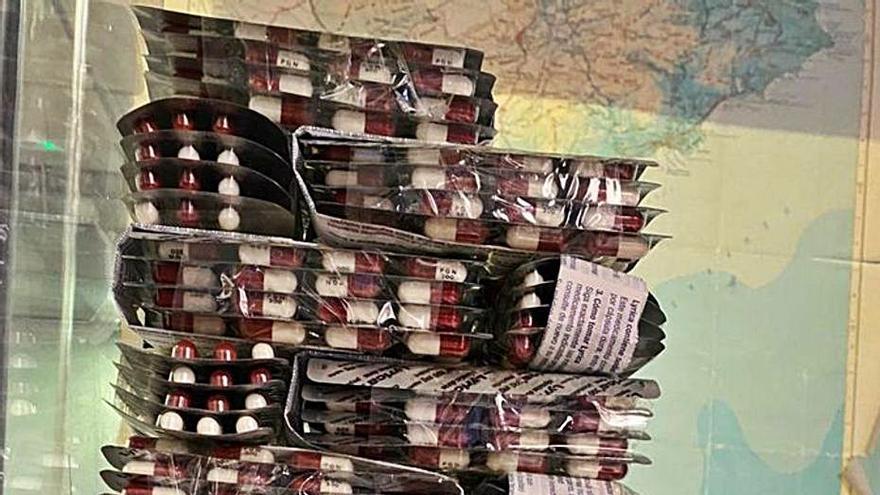 La Policía detecta tráfico de fármacos para fabricar la «droga de los pobres»