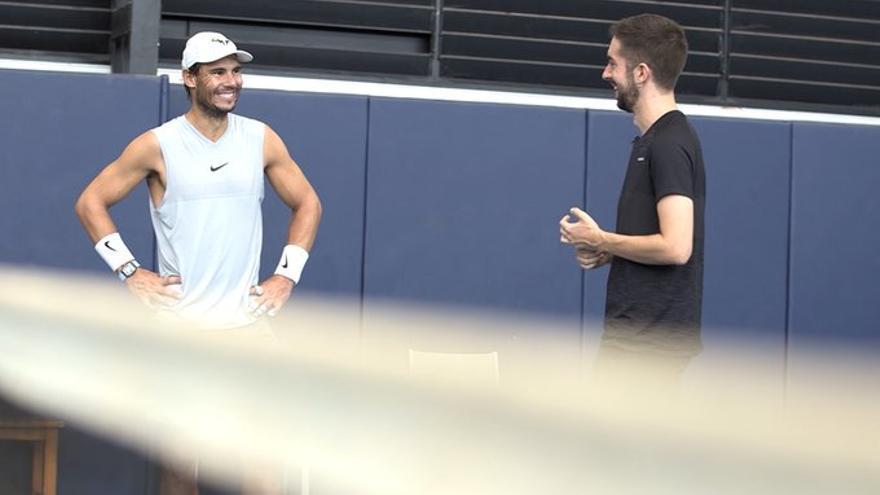 """Rafa Nadal a David Broncano en 'La Resistencia': """"Son muchos Roland Garros, para mí también es una locura"""""""