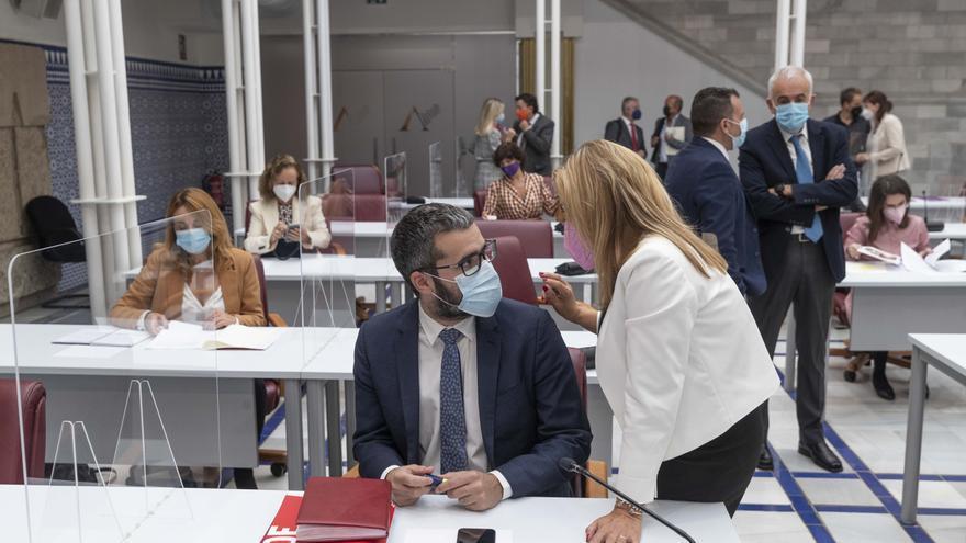 El PSOE no participará en las mociones que partan de los tránsfugas