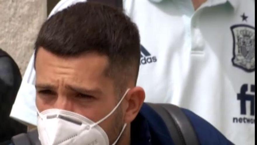 La selección pone rumbo a Georgia sin tiempo para lamentar el empate ante Grecia