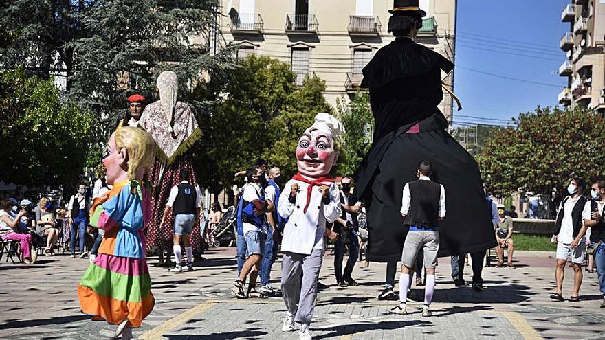 La Festa Major de Navàs s'adaptarà a la covid i tindrà dos escenaris principals