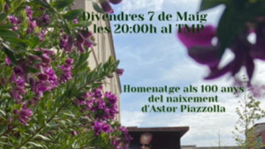 Professors en concert. Homenatge a Astor Piazzola