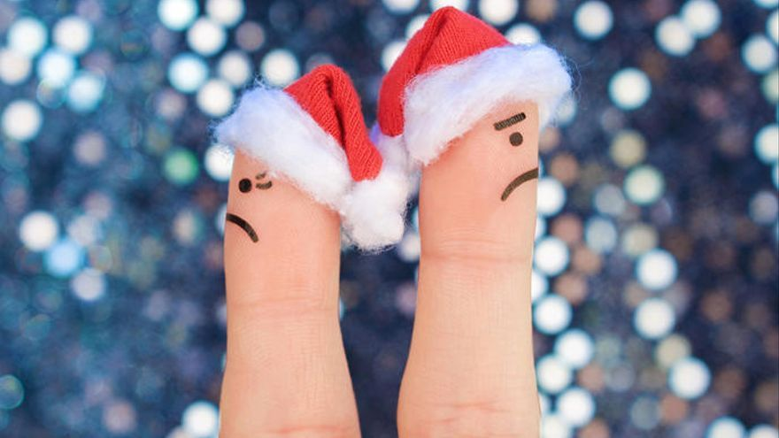 Estos son los motivos por los que la Navidad perjudica la salud de las parejas