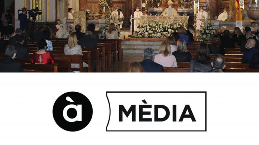 ¿Estás a favor o en contra de la emisión de la misa en À Punt?