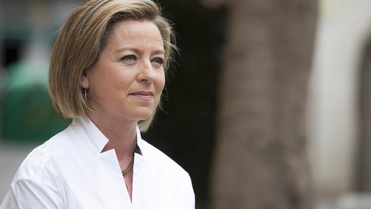 La diputada nacionalista Ana Oramas en un foto de archivo.