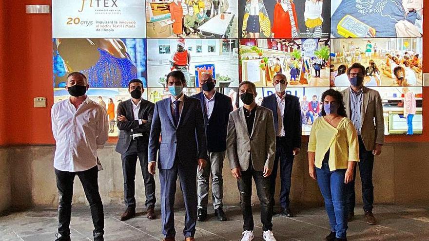 Fundació FITEX celebra 20 anys d'impuls de la innovació al sector tèxtil de l'Anoia